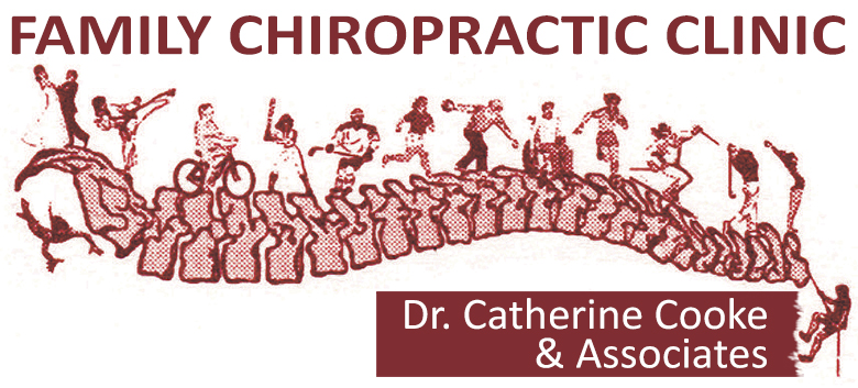 Dr Catherine Cooke, Hamilton Ontario Chiropractor Retina Logo