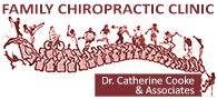 Dr Catherine Cooke, Hamilton Ontario Chiropractor Logo